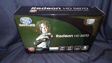 Sapphire ATI Radeon HD5870 Grafikkarte GDDR 5 1GB