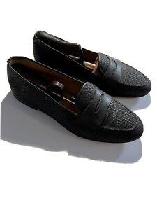 stubbs wootton 10 woven black