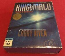 Ringworld: Revenge of the Patriarch - Big Box - Adventure - PC - Tsunami