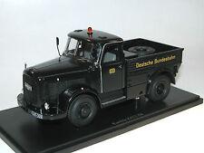 AutoCult, 1963 Kaelble K632 ZB Schwerlast Zugmaschine Deutsche Bundesbahn, 1/43