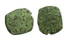pcc1168_7) Parma - Ranuccio II Farnese 1646-94 Sesino Cu MIR 1046