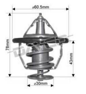 Thermostat for Kia Sorento G6DC Aug 2011 to DT128A