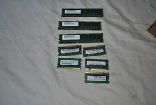 lots of memory card from computers