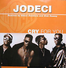 JODECI - Cry For You (Simon Dunmore, Nick Hussey rmxs) - mca