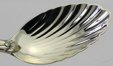 Torchon by Buccellati Sterling Silver Sugar Shell Spoon