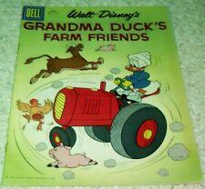 Walt Disney's Grandma Duck Four-Color 1161, NM- (9.2) 1961, 30% off Guide!