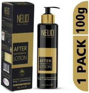 NEUD After Hair Removal Lotion for Skin Care in Men & Women 1 Pack-Z9t