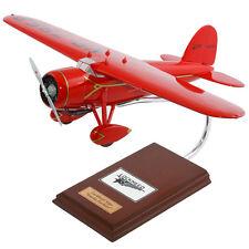 Lockheed Vega Airplane Amelia Earhart Desk Top Display 1/24 Model ES Plane
