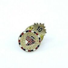 Army Navy Air Force Veterans in Canada Lapel Pin 10 Canadian Military