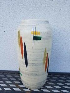 midcentury - Bodenvase - 639-35 - Scheurich - Höhe 36 cm -