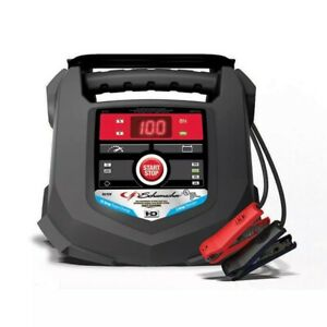 SE 15-Amp Rapid Charger for Automotive and Marine Batteries