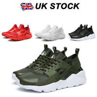 Mens Sports Shoes Running Trainers Sneakers Womens Fitness Gym Casual Lace up UK