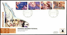 Netherlands 1996 Christmas FDC First Day Cover #C36097