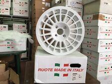 4 Cerchi wheels adattabili Montecarlo 8x17 4x98 ET 30  Lancia Delta  NO CINA