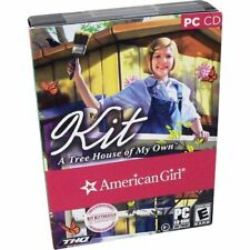 Kit A Tree House Of My Own PC Games Windows 10 8 7 XP Computer american girl kid