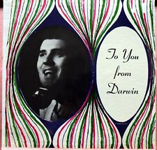 DARWIN  To You from Darwin  /  ORIGINAL US 1960 LP SEALED Mint!