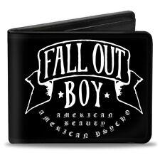Bi-Fold Wallet - FALL OUT BOY American Psycho Banner