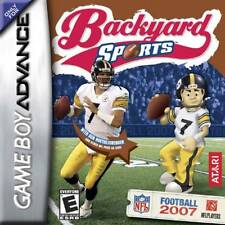 Backyard Football 2007 GBA New Game Boy Advance