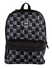 Vans Men's Realm Classic Backpack, Black