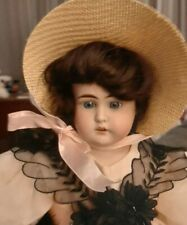 Antique 24-Inch Armand Marseille For Louis Wolfe & Co 1896  Bisque Head Doll