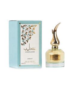 Andaleeb Asdaaf Perfume 100ml By Lattafa Arabic Arabian Musk Sweet Fruit Unisex