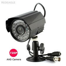 HD 720P AHD Outdoor Waterproof Security Camera CCTV 1MP 24 IR Night Vision Metal