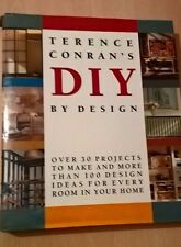 Terence Conran's DIY by Design, Conran, Sir Terence | Hardcover Book
