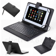 "USB Keyboard Stand Cover Case For Lenovo Tab 4 8 TB-8504F/8504N 8.0"" inch Tablet"
