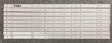 Haier 50UG6550G LED Backlight Strips Bar CRH-K50K523030T090571H Full set of 9