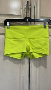 Lululemon Shorts Size 4  Spandex Stretch