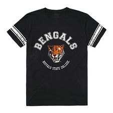 Buffalo State College Bengals NCAA Cotton College Football Tee T-Shirt S - 2XL