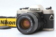 【 N.MINT w/ Strap 】 Nikon FM10 Film Camera w/ Ais 35-70mm f3.5-4.8 Lens JAPAN