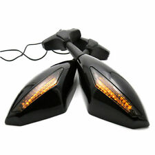 LED Turn Signals Rearview Mirror For Honda CBR900RR 1993-2004
