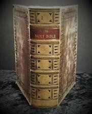 1608 Geneva Bible with Apocrypha, Robert Barker ~Breeches Bible~