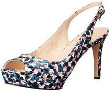 Strappy Medium (B, M) Stiletto Nine West Heels for Women