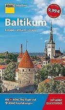 ADAC Reiseführer Baltikum von Robert Kalimullin und Christine Hamel (2018, Gebundene Ausgabe)