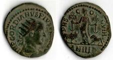 VIMINACIUM  bonze de GORDIEN III (238 244) MESIE ENTRE BŒUF ET LION