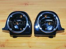 "6.5"" Speaker Pod Boxes Lower Vented Fairing For Harley Touring Road King 96-13"