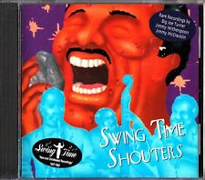 BIG JOE TURNER/JIMMY WITHERSPOON/MCCRACKLIN- Rare Swing Time Shouters, Vol. 1 CD