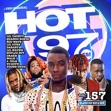 Hot 97 Vol. 157 Blazin Hip Hop & RNB Official CD