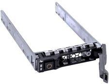 """2.5"""" SFF Festplatten Rahmen HDD Tray Caddy SATA SAS Poweredge für DELL G176J"""