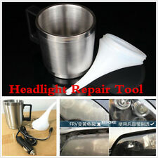 Car Headlight Restorer Headlamp Repair Tool Headlight Refurbished Atomized Cup