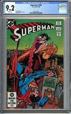 Superman #382 CGC 9.2 NM- Lois Lane Gil Kane Cover Holiday Gift Not 9.8