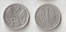 Poland 2  zlotych 1974 MW