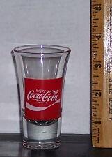 WORLD OF COCA - COLA ATLANTA i HAD A COKE IN ATLANTA  SHOT GLASS
