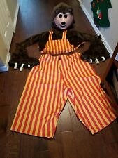 Showbiz Pizza Chuck E Cheese Billy Bob Cyberstar Walkaround Costume Not Creative