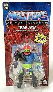 """Mattel Masters of the Universe: Origins - Trap Jaw 5.5"""" Action Figure (GNN97)"""