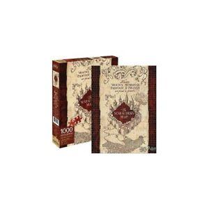 Aquarius Harry Potter Marauders Map 1000pc Jigsaw 65-284