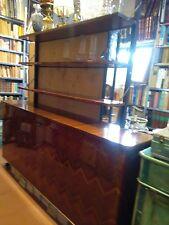 Libreria con letto anni 60