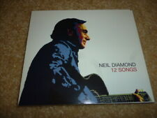 12 Songs (Special Edition) [Digipak] by Neil Diamond / CD!